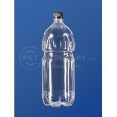 Бутылка 2,0 л б/ц арт. 02-056