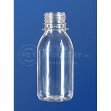 Бутылка 0,100 л арт. 01-028