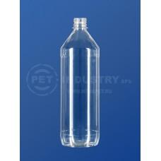 Бутылка 1,0 л арт. 02-003