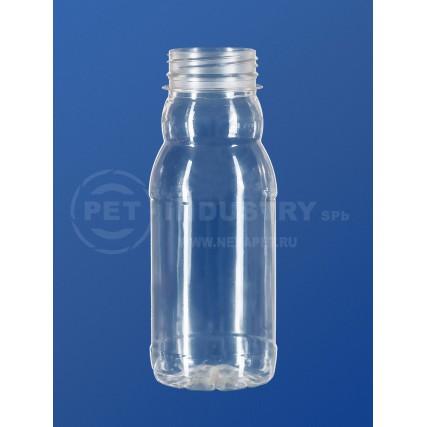 Бутылка 0,2 л арт. 02-037