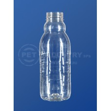 Бутылка 0,5 л арт. 02-038