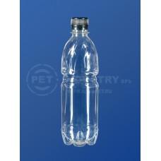 Бутылка 0,5 л б/ц арт. 02-053