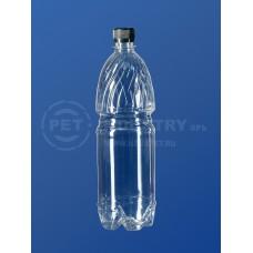 Бутылка 1,0 л б/ц арт. 02-054