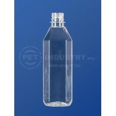 Бутылка 0,5 л арт. 02-074