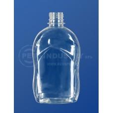 Бутылка 0,480 л арт. 02-075