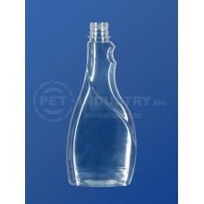 Бутылка 0,5 л арт. 02-076
